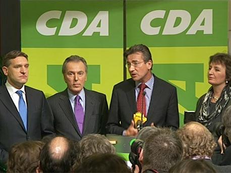 Het CDA na de verkiezingen van de Provinciale Staten