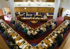 De gemeenteraad van Almelo