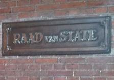 Naambord Raad van State