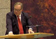 Hans van Baalen in Tweede Kamer