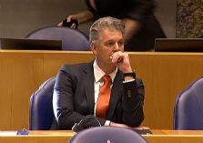 Hero Brinkman in de Tweede Kamer