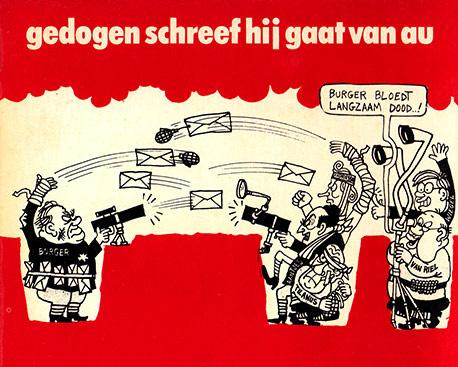 omslag 'Gedogen schreef hijgaat van au'