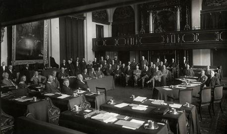 Eerste Kamer in 1929