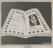 Ongeldig paspoort van René van der Linden
