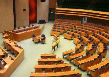 Lege Tweede Kamer