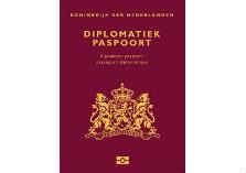 Diplomatiek paspoort