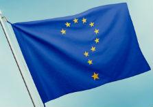 Europese vlag met sterren als vraagteken