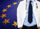 Arts voor Europese vlag