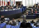 Vergaderzaal Europees parlement