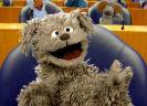 Een muppet in de Tweede Kamer