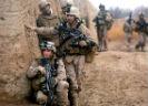 Soldaten in actie