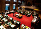 Vergaderzaal Eerste Kamer anno 2015