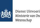 Logo rijksoverheid met 'Dienst'