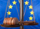 Weegschaal voor Europees logo