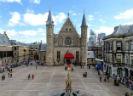 Het Binnenhof met de Ridderzaal