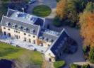 Luchtopname villa Eikenhorst