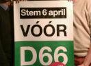 D66: Stem 6 april voor!