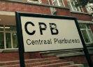 Gevel van het CPB