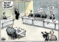 Cartoon Jos Collignon