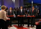 Verkiezingsdebat in 2012, bron: NOS