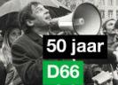 Hans van Mierloo met luidspreker