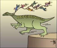Referendum dinosuarus