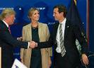 Trump, Ivanka trump and Kushner